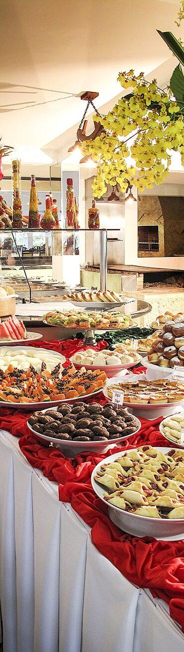 Restaurante Café da Manhã-3